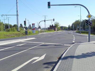 Kreuzung Sedlitz